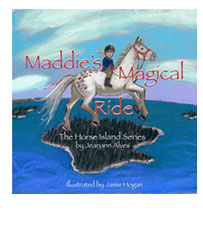 Maddie's Magical Ride